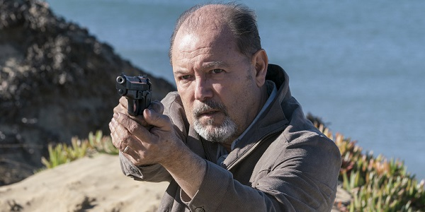 Rubén Blades as Daniel Salazar - Fear The Walking Dead _ Season 2, Episode 03 - Photo Credit: Richard Foreman/AMC
