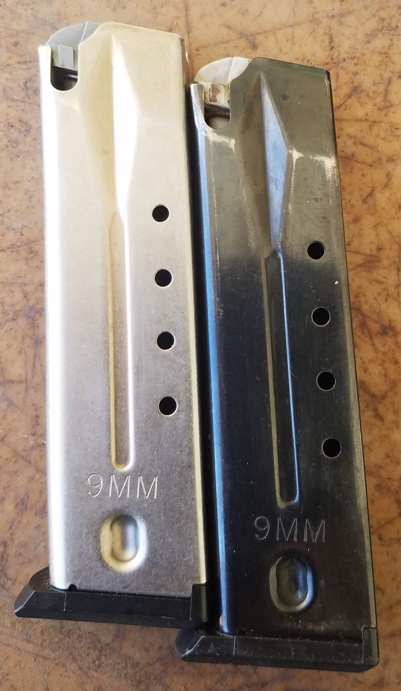 Ruger 9mm P-series mag identification | Notes From The Bunker